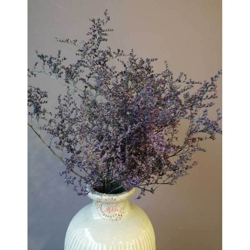 Deniz Otu - Tatarika Kuru Çiçek (Lacivert)