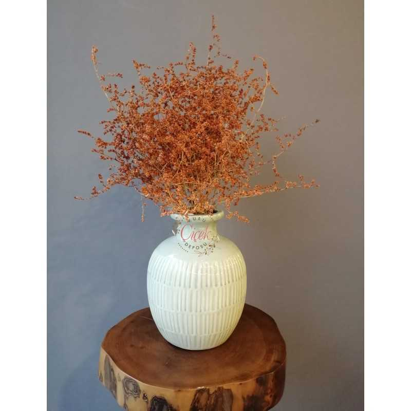 Deniz Otu - Tatarika Kuru Çiçek (Turuncu) - 20201000906
