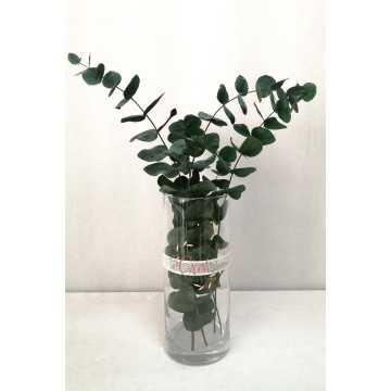 Okaliptus Demeti - Şoklanmış Okaliptus Kuru Çiçek (Mavi) - 20420201261
