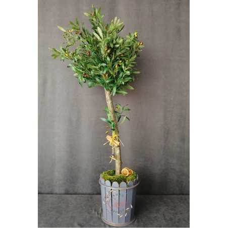 Yapay Ağaç - Zeytin Ağacı (130 cm)